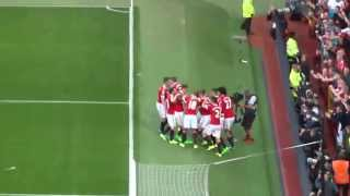 daley blind s goal against liverpool 15 16 epl