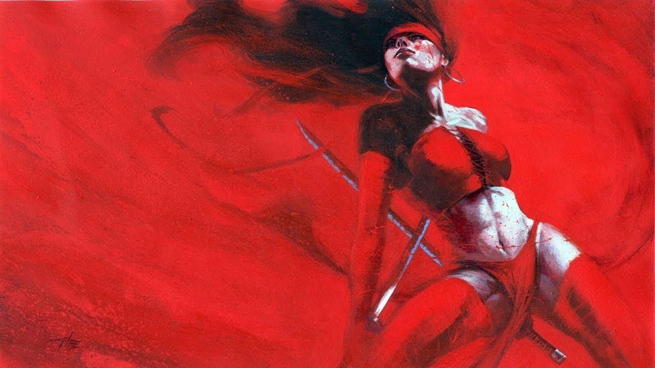 29 x Amazing Marvel Gabrielle Dell'Otto Art - Video Gallery - Comic Book  Artist - YouTube