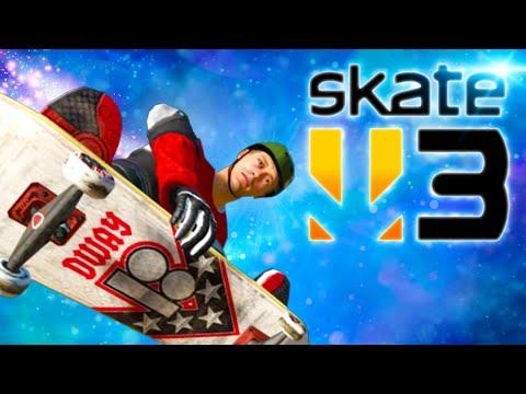 【SKATE3】みんなで滑ろう安全+第二【実況】#1