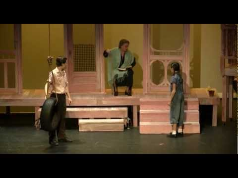 Mrs. Dubose (Irene Slater) - To Kill A Mockingbird - Thalian Hall 2012