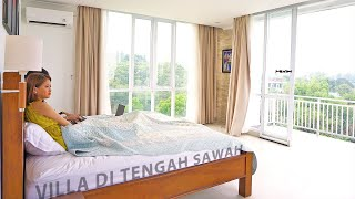 Gambar cover Villa Mewah Terpencil 4 Juta Semalam, Sebanding Sama Harganya? (Puncak, Bogor)
