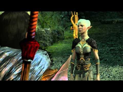 Dragon Age 2: Merrill Romance #15-2: A New Path: Keeper Marethari v1