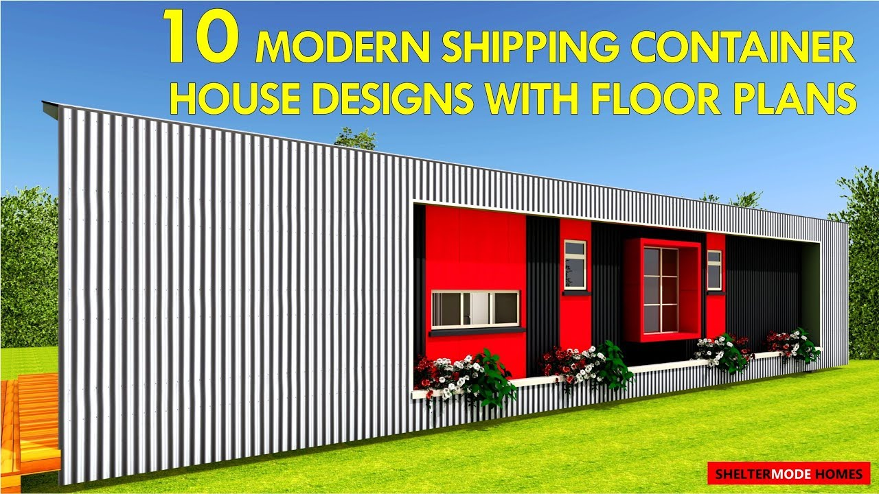 Best Kitchen Gallery: 10 Modern Shipping Container House Designs With Floor Plans of 32 X 40 Shipping Container Homes on rachelxblog.com