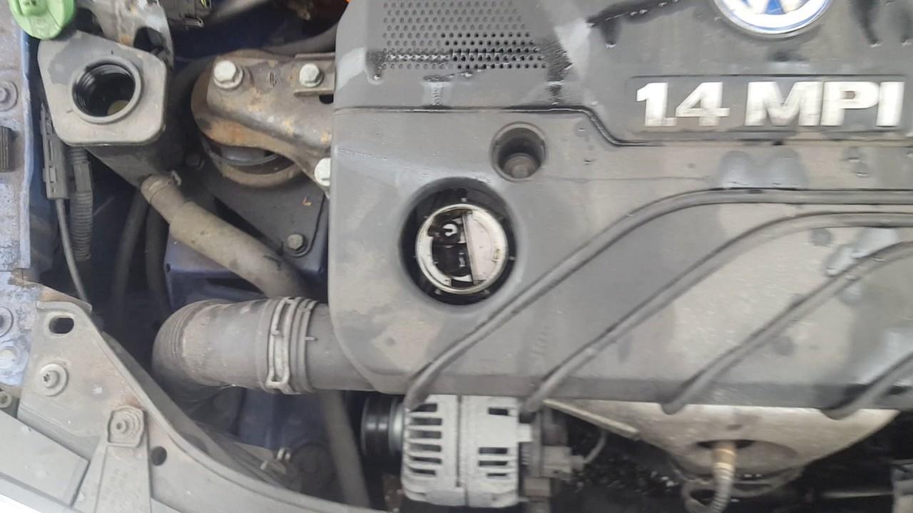 Контрактный двигатель Volkswagen (Фольксваген) 1.4 AUD   Где купить?   Тест мотора