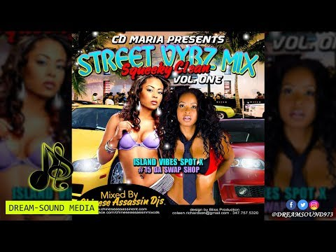 Chinese Assassin - CD Maria Presents Street Vybz Mix, Squeeky Clean Vol. 1