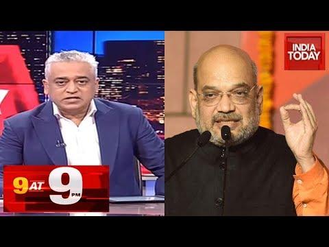 Top 9 Headlines Of The Day With Rajdeep Sardesai | India Today | January 27, 2020