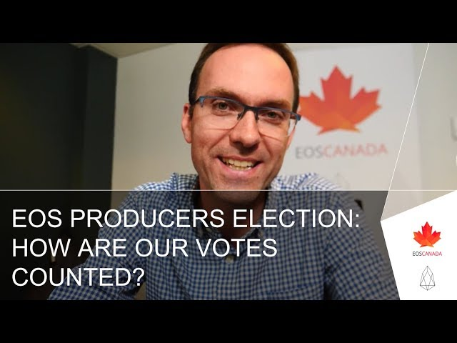 Q&A - EOS Producers Election: How Are Our Votes Counted?