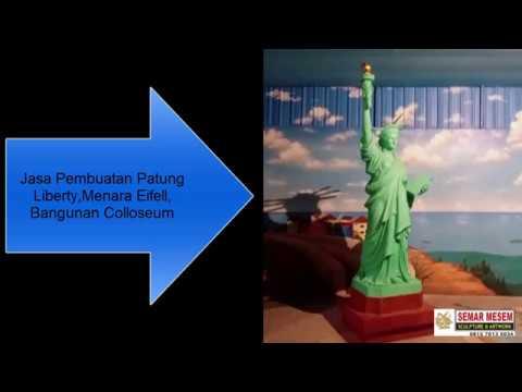replika-menara-eiffel,-patung-liberty,-bangunan-colosseum|0815-7813-5034
