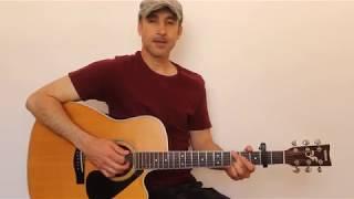 Two Dozen Roses - Shenandoah - Guitar Lesson | Tutorial
