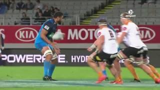 Blues v Cheetahs Highlights 2017 | Round 12 2017 Video