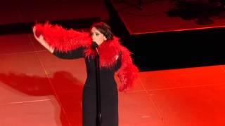 Luz Casal - Un Año de Amor - ( Athens , Odeon of Herodes Atticus , 11-9-2014 )