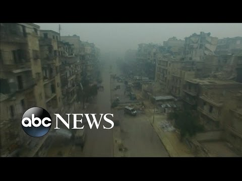 Humanitarian Crisis in Aleppo Grows Worse by the Hour