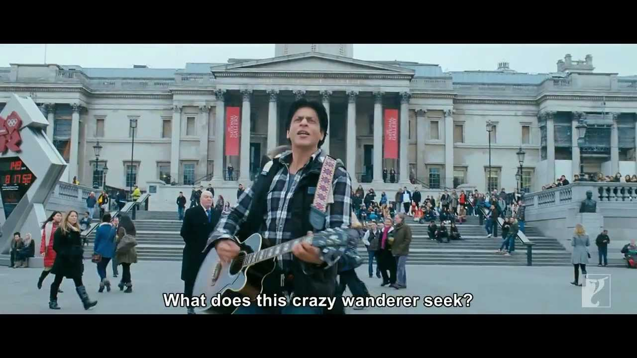 challa   full song   jab tak hai jaan hd with english