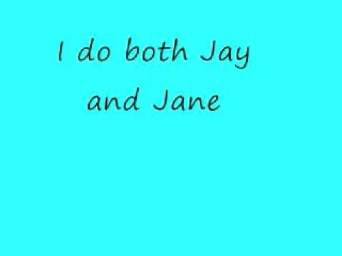 DJ Skribble I do both Jay and Jane lyrics