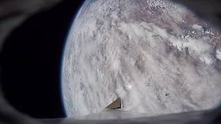 Black Brant IX onboard camera on NASA's FOXSI mission