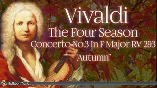 Vivaldi: Autumn / The Four Seasons Classical Music for Relaxation with Beautiful Pictures of Nature