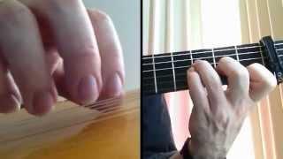 3-Finger Picado - from Solea by Paco de Lucia