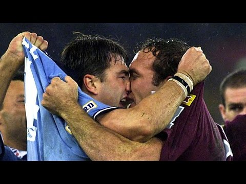 State of Origin - The Worlds Greatest Rivalry