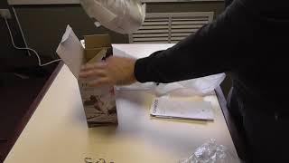 Распаковка миксера KENWOOD HMP…