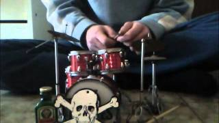 System Of A Down-B.Y.O.B. mini drum cover
