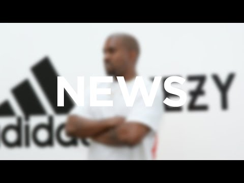 NEWS: adidas + KANYE WEST, Kendrick Lamar x Reebok, EQT ADV 91-16