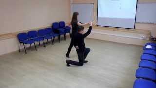 Весенний бал 2015. Танцевальный урок. Вальс
