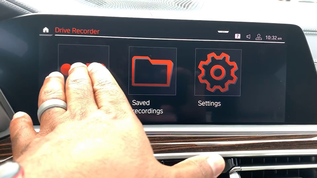 first look at bmw driver recorder youtube first look at bmw driver recorder