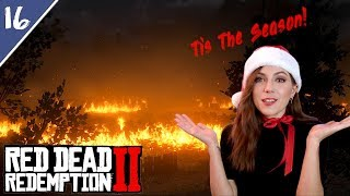 Light It Up! | Red Dead Redemption 2 Pt. 16 | Marz Plays