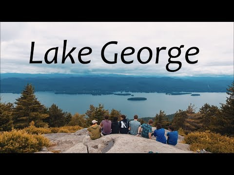 Lake George Summer | 2017 (GoPro and Drone)
