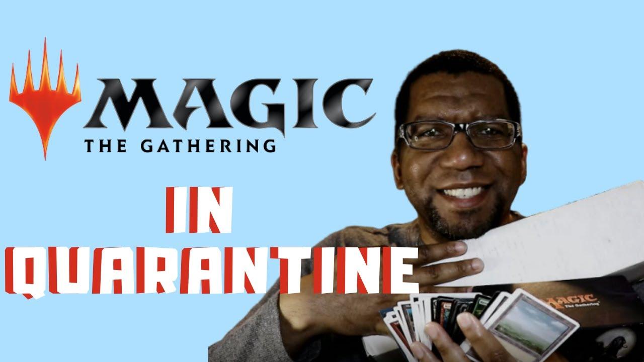 Magic While Isolated