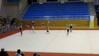 Выступления юных гимнастов ШВСМ-Харьков