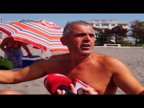 Dyndje pushuesish në plazhin e Velipojës, neglizhohet pastrimi, mbetjet kudo