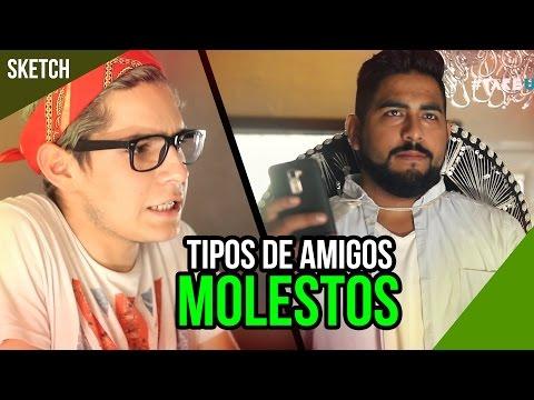 Amigos MOLESTOS - Take Uno Tv