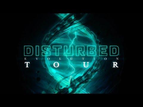 Disturbed - Evolution Tour [Trailer] Mp3