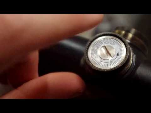 How To SIGHT IN Or ZERO A Scope (On A Pellet Or BB Gun)