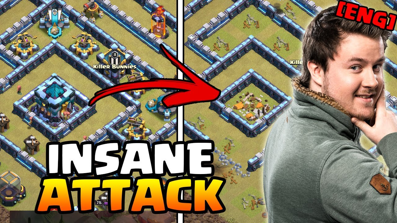 INSANE CWL Attack | Exploit Weaknesses of Bases | #clash of clans