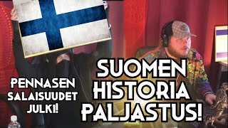 LEVELI kuntavaalit 2021 osa 14: Suomen salattu historia paljastukset + UUTISET