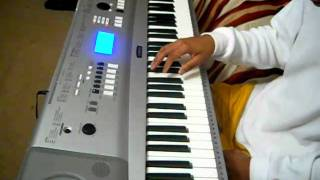 Turn My Swag On - Souljaboy Piano Cover