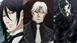 Badass Anime Butlers - Sebas Tian