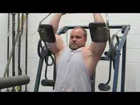 Travis Bell - Back and Shoulders