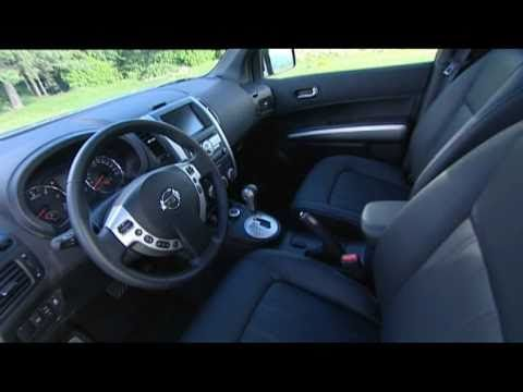 Nissan X TRAIL 2010 Launch Interior