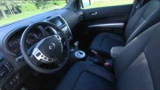 Nissan X TRAIL 2010 Launch Interior