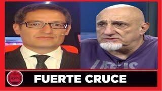 Tomás Mendez Acorraló Al Macrista Juan Acosta Por Incitar A Romper La Cuarentena