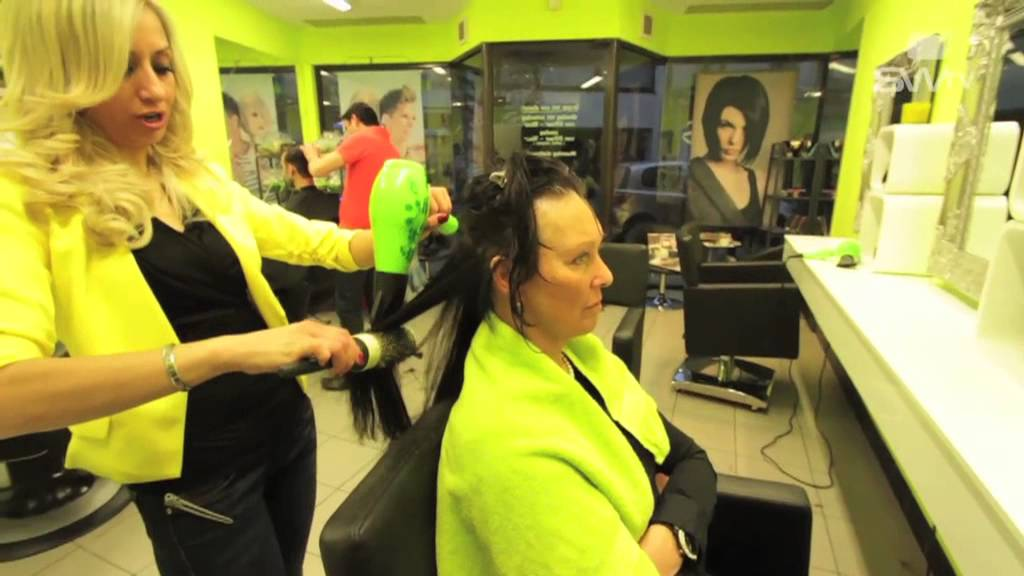 vrouwen kapper
