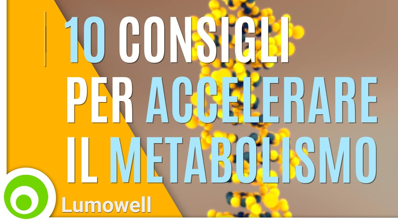 aumentare metabolismo per dimagrire perchè il fegato si rigenera