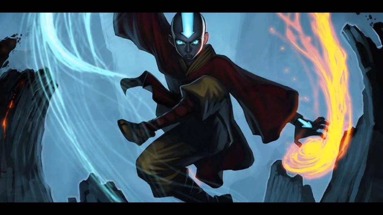 Avatar Herr Der Elemente