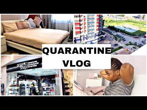 WEEKEND QUARANTINE VLOG IN MOSCOW (Карантин Влог)