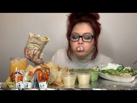 Chipotle & Taco Bell!! Come Eat With Me! Random Chit Chat.. (Messy)..💋