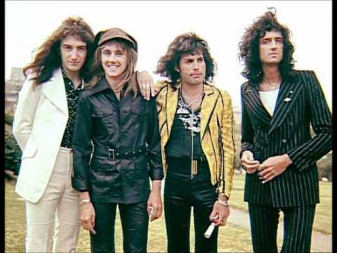 Queen - The Prophet's Song (Vocals Drums and Bass Only)