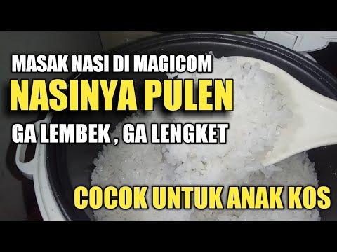 Video Cara Masak Nasi Untuk 2 Orang
